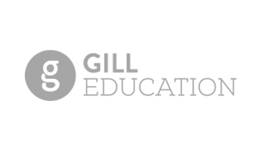 Outburst Design & Print client Gill Education logo