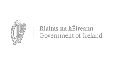 Outburst Design & Print client Government of Ireland logo